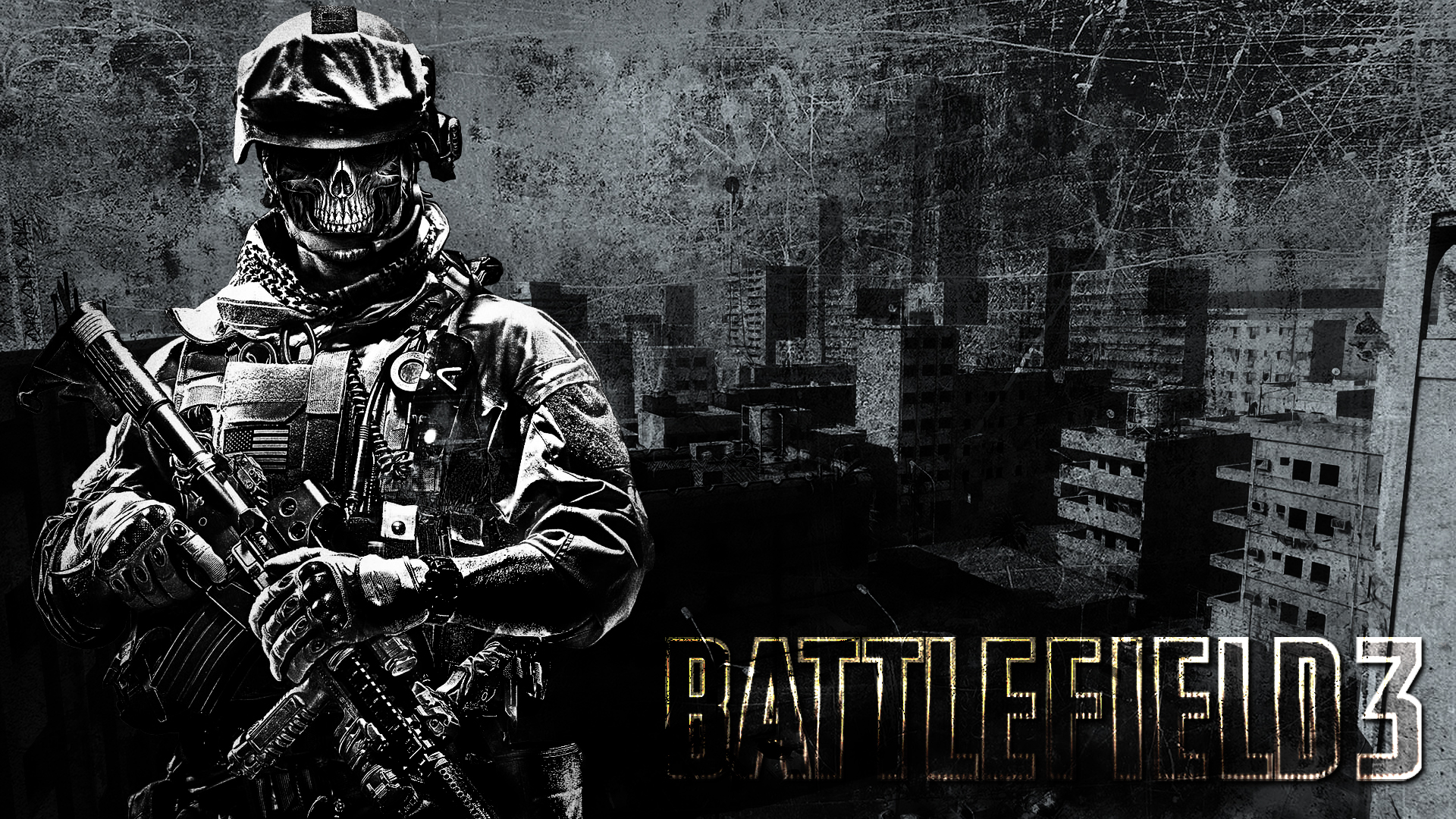 Battlefield 3 Hd Wallpaper By Freiheitskampfer On Deviantart