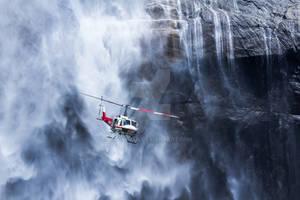Search and Rescue at Yosemite II - USA, California