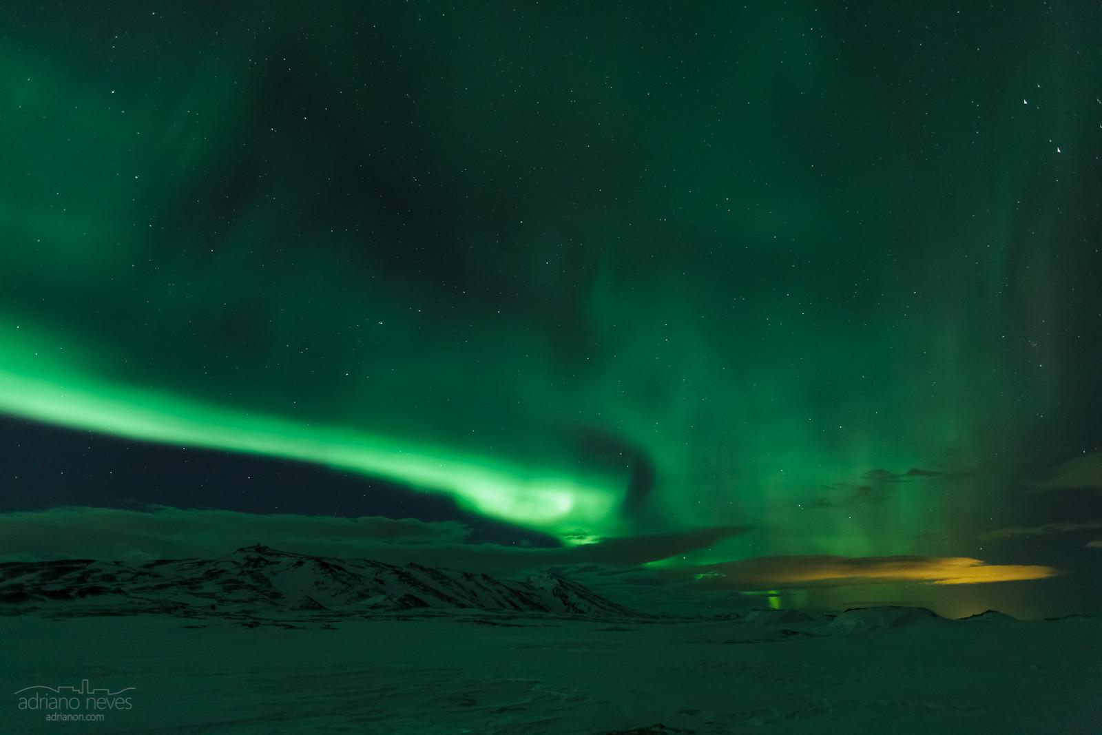 Light Up The Sky - Iceland