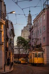 Tram 28 - Portugal, Lisbon by acseven