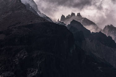 Behind the Dark - Chile, Patagonia