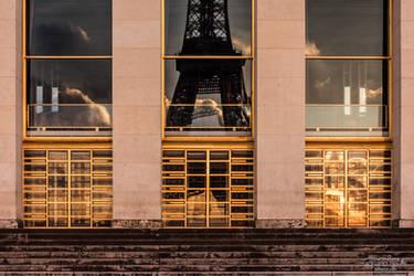 Gold - France, Paris by acseven