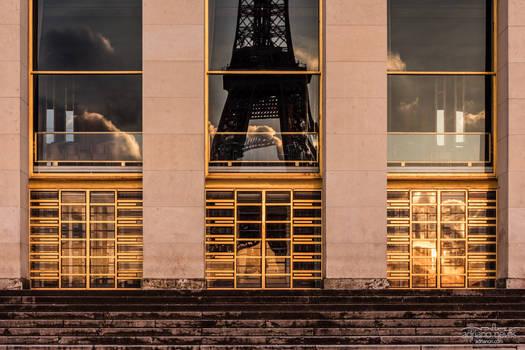 Gold - France, Paris