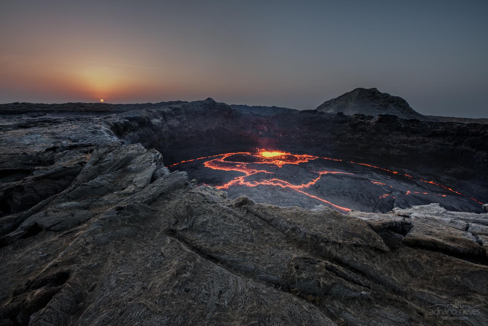 Erta Ale - Ethiopia, Afar