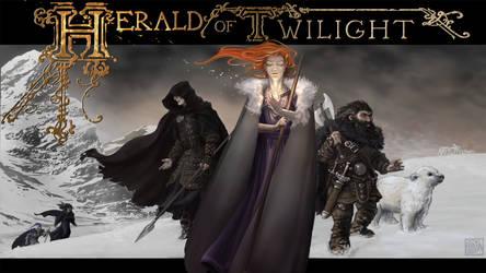 Herald of Twilight by BATTLEFAIRIES