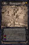 Card Art: Under The Wemic Village by BATTLEFAIRIES