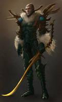 Demon Moth Armour by BATTLEFAIRIES