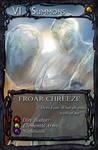 Card art: Froar Chreeze by BATTLEFAIRIES