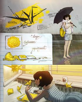 Arcane Idol: Yellow Crane Poet