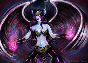 Morgana by DarkPowerOfMetal
