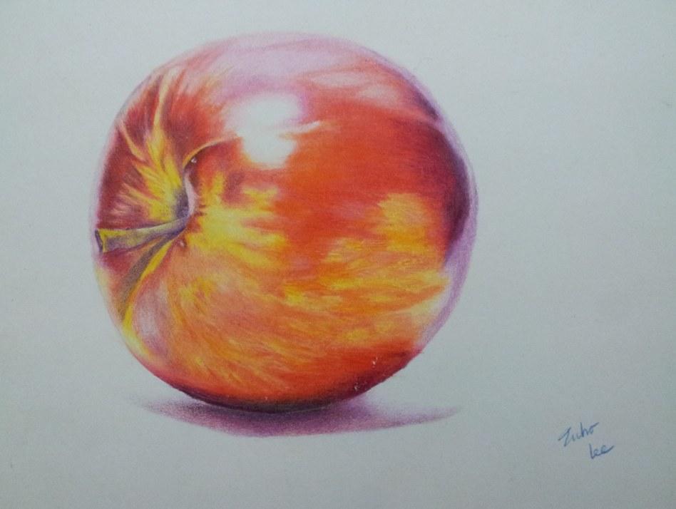 Apple by Juho-Lee