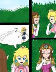 Peach and Zelda's Prank Pt 1
