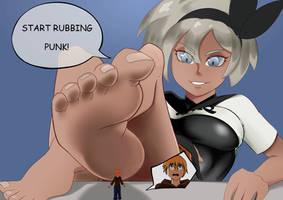 Bea's Foot Massage