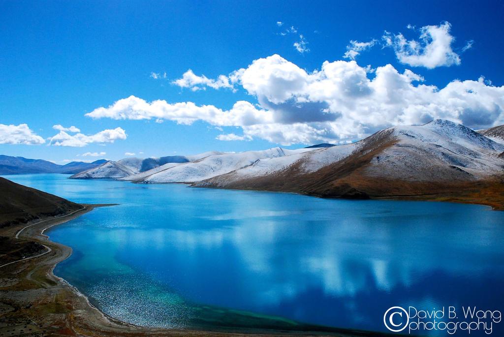 Glacier Lake by dwang026