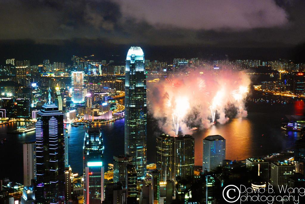 15th Anniversary of Hong Kong by dwang026