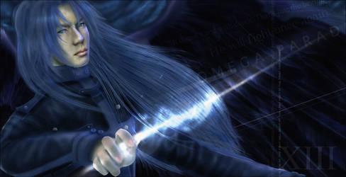 Mach VI - Black-Winged Angel.