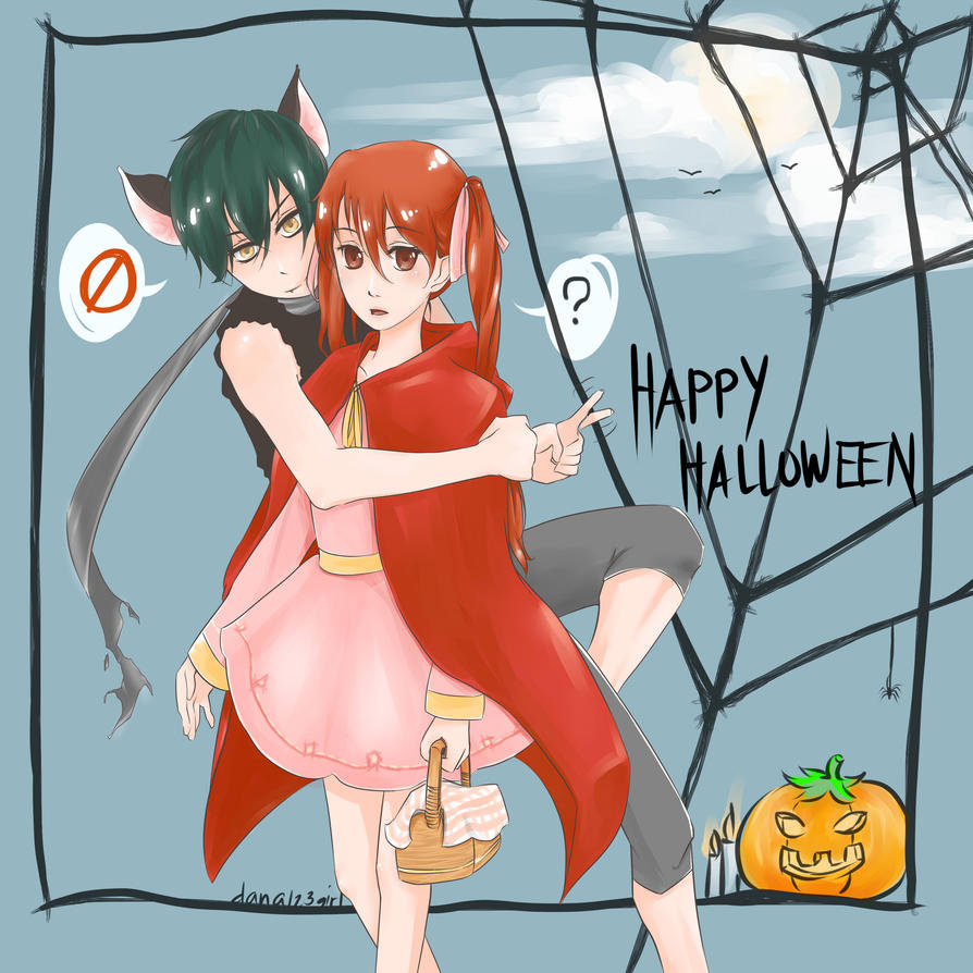 Halloween 2013 by dana123girl
