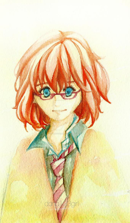 Mirai Kuriyama by dana123girl