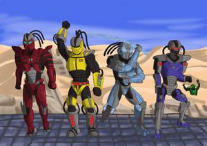Cyber Ninjas (request)