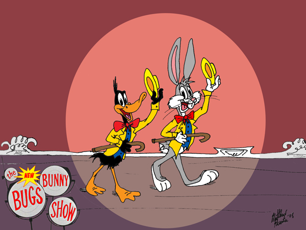 The New Bugs Bunny Show by MatthewHunter on DeviantArt