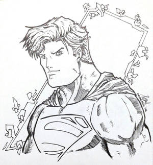 SUPERMAN 3 IN 1 (CLASSIC, NEW 52, MAN OF STEEL)