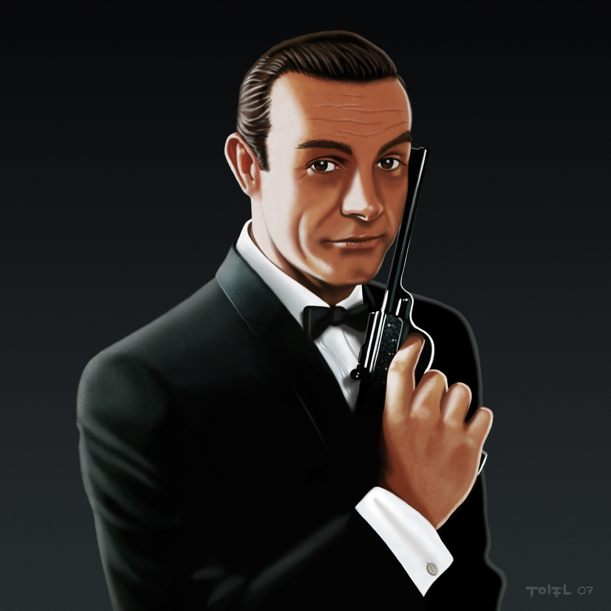 Bond, James Bond by patricktoifl