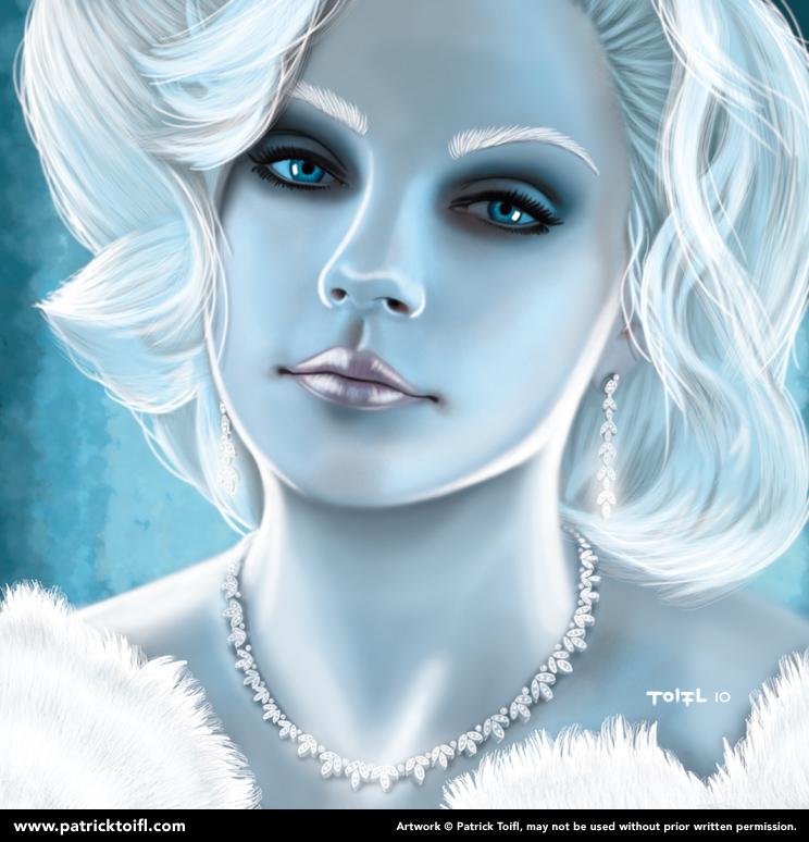 Jessica Stam by patricktoifl