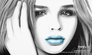 Chloe Moretz Portrait