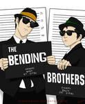 Legend of Korra: The Bender Bros