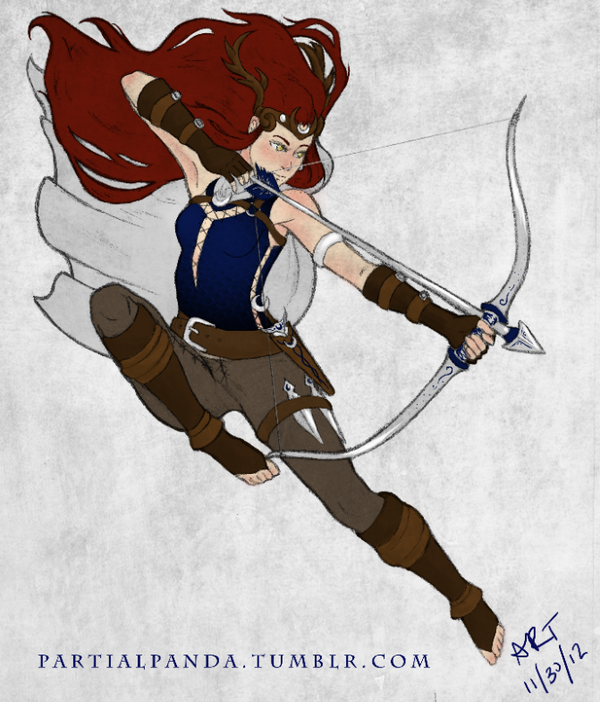 PJO: Artemis, Goddess Of The Hunt Picture, PJO: Artemis