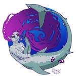 Shark Mermaid