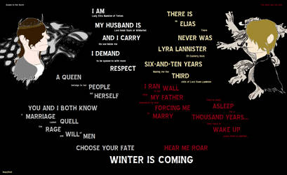 Winter is Coming by KristenAxley411