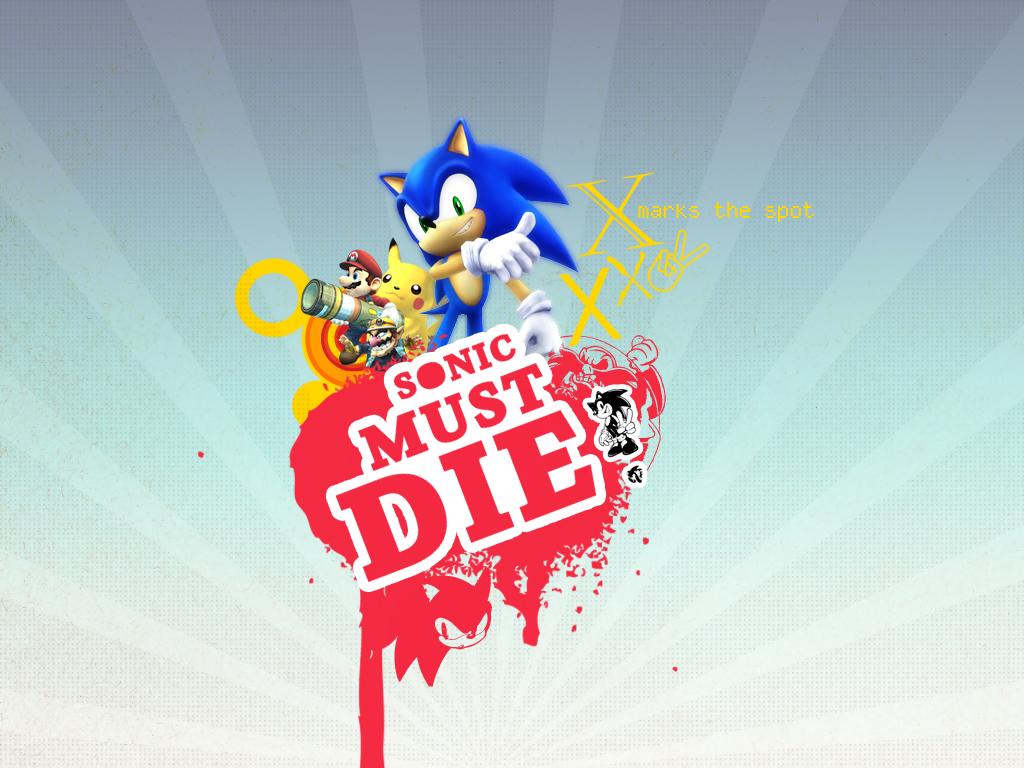 """Cool pictures Rated """"E"""" for everyone - Page 5 Sonic_must_die_by_OcelotSnake89"""