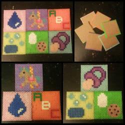 Melanie Martinez Cry Baby Coasters