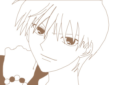 kyo coloring pages - photo#12