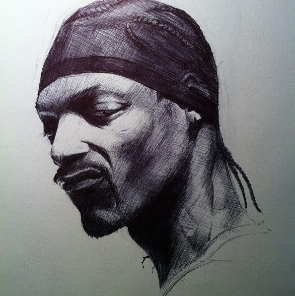Snoop Dogg by NesterYaDig
