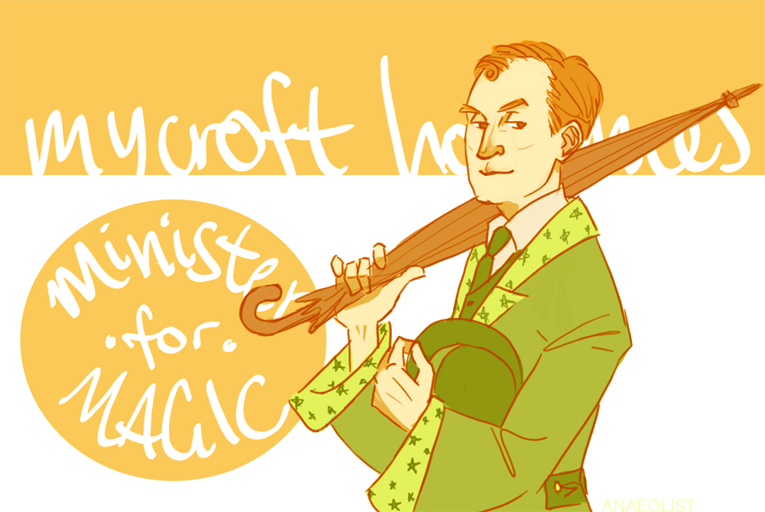 Mycroft for Minister by Anaeolist