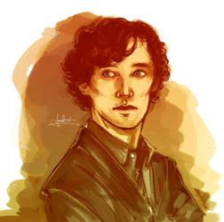 Benedict sketch