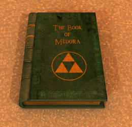 Book of Mudora by CaroNelson