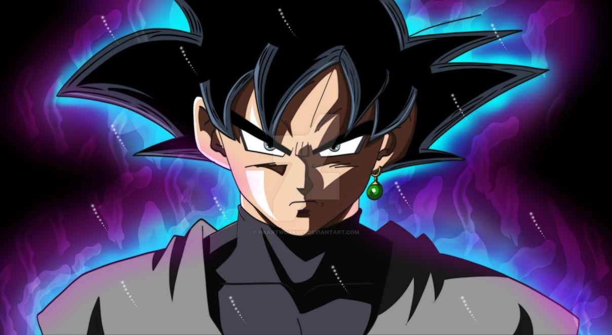 Hd images of black goku ultra instinct
