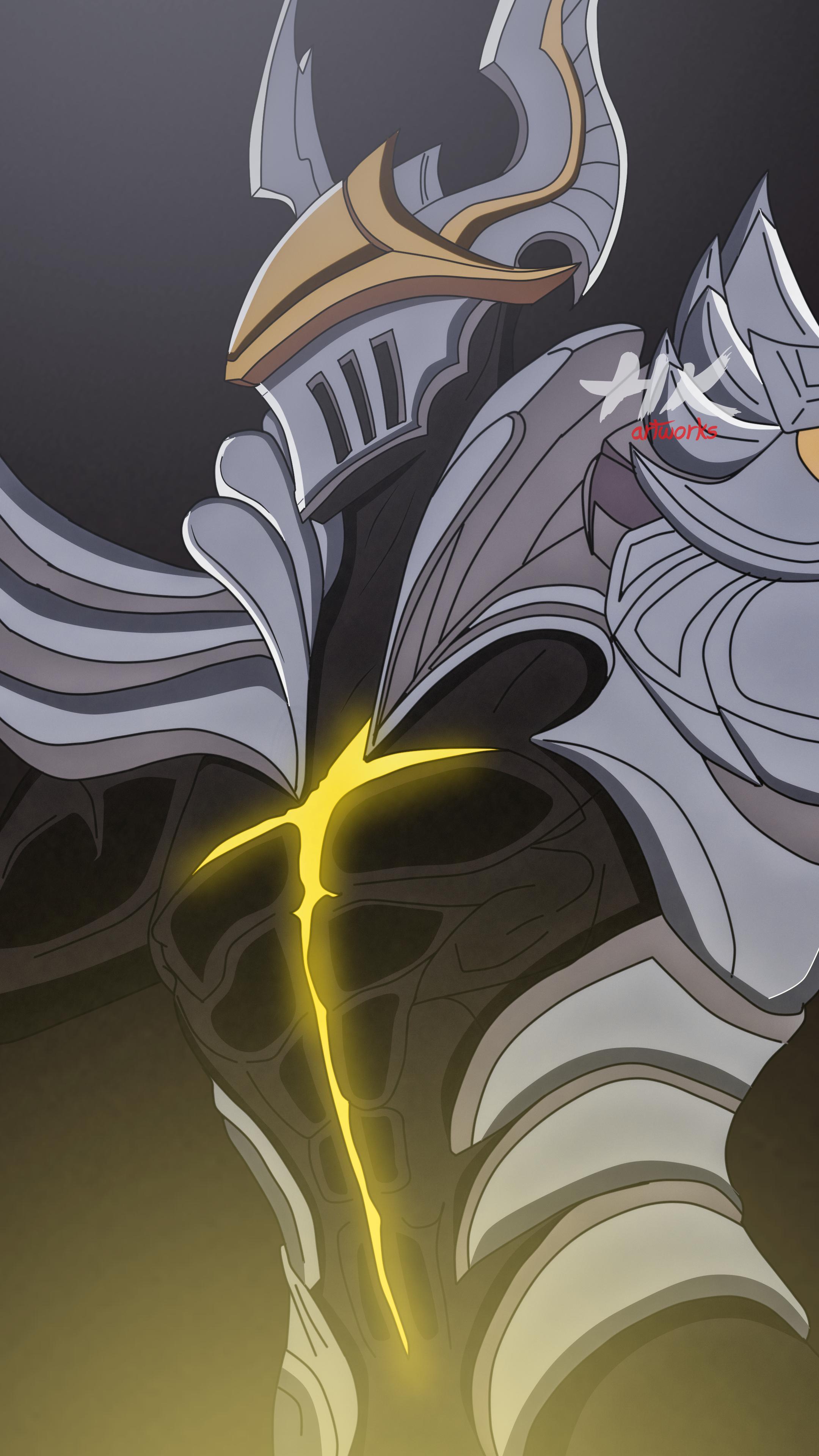 Argus Light Dawn Anime Style By Hkartworks99 On DeviantArt
