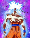 Goku Mastered Ultra Instinct [Full Version] Aura