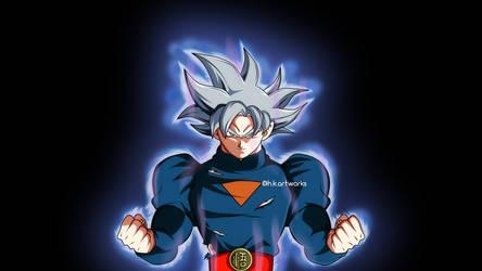 Grand Priest Goku by Hkartworks99
