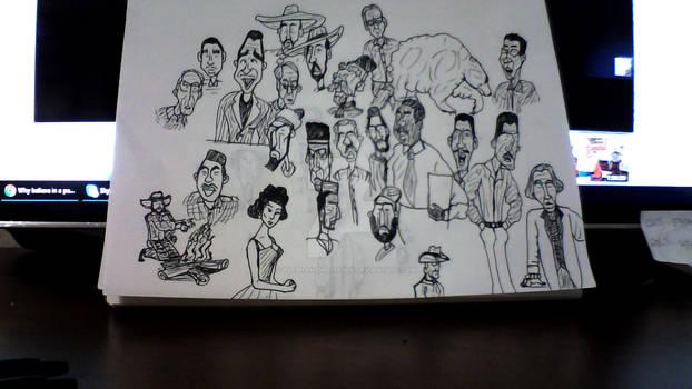 Sketchy Stuff 8
