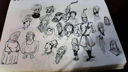 Sketchy Stuff 10