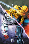 Deathstroke 10 Variant Cover