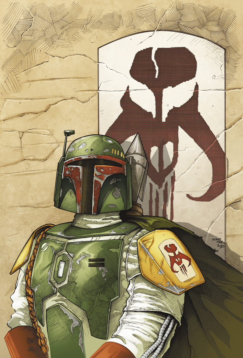 Lee Kohse Boba Fett by RossHughes