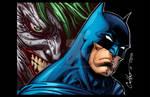 Batman Joker Print