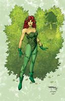 poison ivy RH by RossHughes