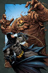Batman VS Clayface RH